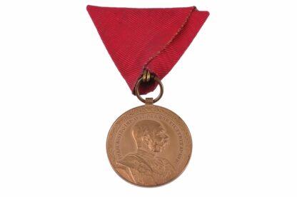 Ehren Medaille für 40 Jahre Dienst00003