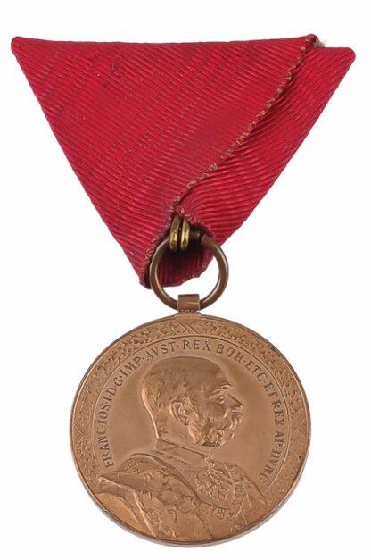 Ehren Medaille für 40 Jahre Dienst00004