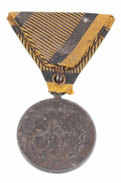 Kriegserinnerungsmedaille 18733