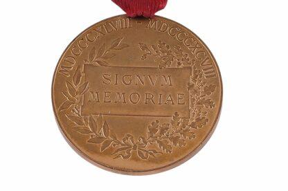 Österreichische Jubilläums Medaille Signum Memoriae00001
