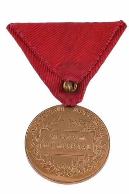 Österreichische Jubilläums Medaille Signum Memoriae00002