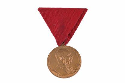 Österreichische Jubilläums Medaille Signum Memoriae00004