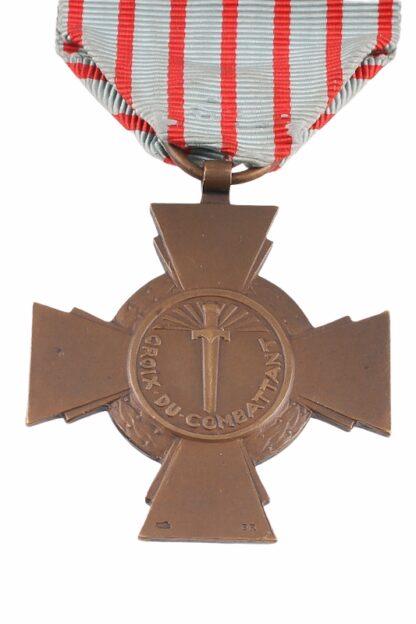 Orden Frankreich Croix de Combattant1