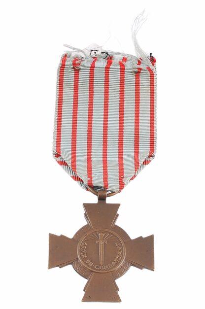 Orden Frankreich Croix de Combattant2