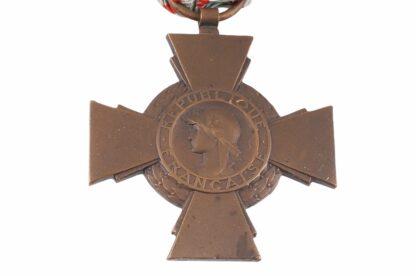 Orden Frankreich Croix de Combattant3