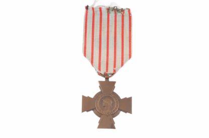 Orden Frankreich Croix de Combattant4