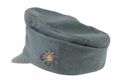 Deutsche Wehrmacht Heer Gebirgsjäger Feldmütze M42 11