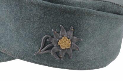 Deutsche Wehrmacht Heer Gebirgsjäger Feldmütze M42 7