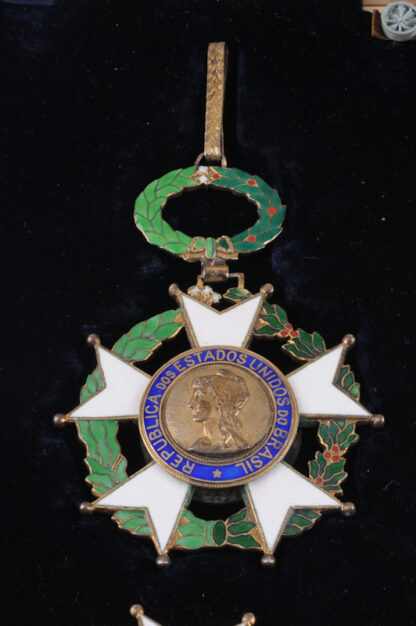 Grand Officer's Breast Badge and Cross of the Southern 1