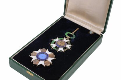 Grand Officer's Breast Badge and Cross of the Southern 2