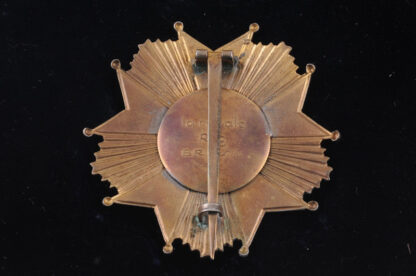 Grand Officer's Breast Badge and Cross of the Southern 4