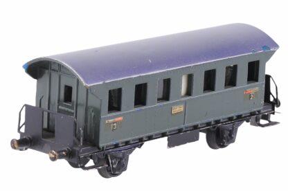 Klein Bahn Grund Garnitur 4