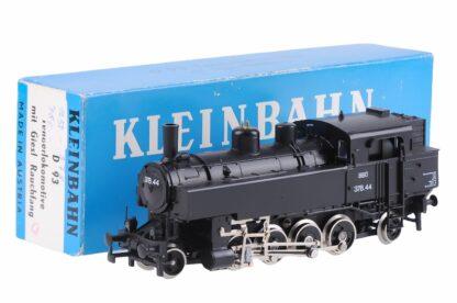 Kleinbahn Tenderlokomotive 378.44 5