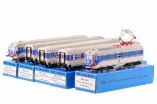 Kleinbahn Triebwagenschnellzug ÖBB 4010 5 Teilig1
