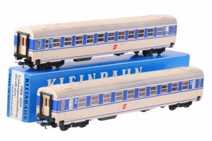 Kleinbahn Triebwagenschnellzug ÖBB 4010 5 Teilig4