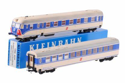 Kleinbahn Triebwagenschnellzug ÖBB 4010 5 Teilig5