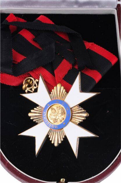 Komturkreuz des päpstlichen Silvester-Ordens, 20. JH3