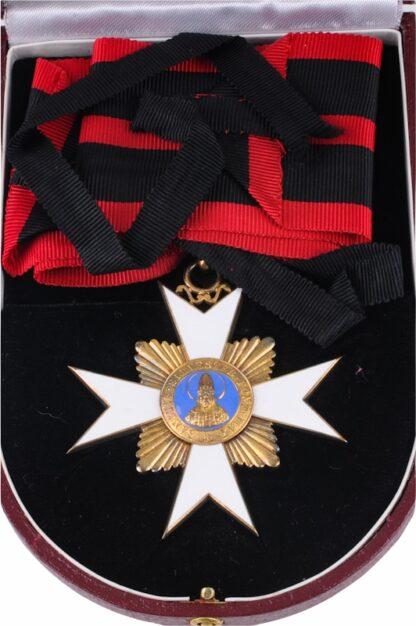 Komturkreuz des päpstlichen Silvester-Ordens, 20. JH4