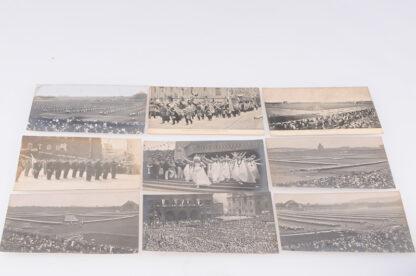 Ansichtskarten Fotos Praha Sokol Sportfestival 1912 - 19485