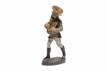 Bläser mit kleinem Bass Elastolin Soldat1