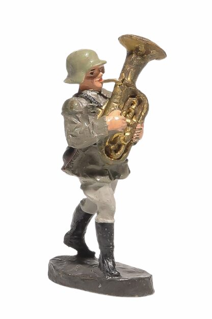 Bläser mit kleinem Bass Elastolin Soldat2