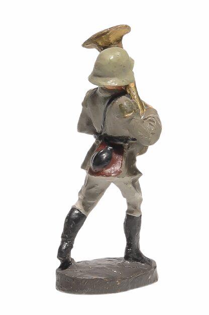 Bläser mit kleinem Bass Elastolin Soldat3