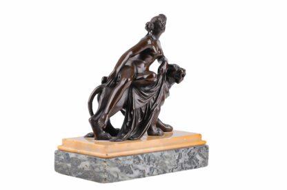 Bronze Figur Ariadne auf den Panther nach Johann Heinrich von Dannecker 4