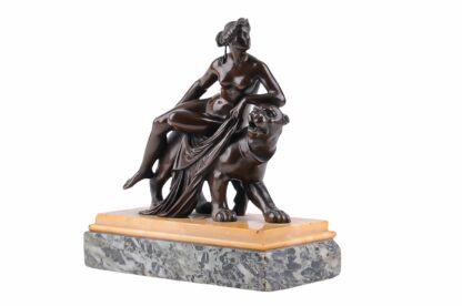 Bronze Figur Ariadne auf den Panther nach Johann Heinrich von Dannecker 5