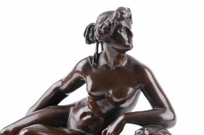 Bronze Figur Ariadne auf den Panther nach Johann Heinrich von Dannecker 7