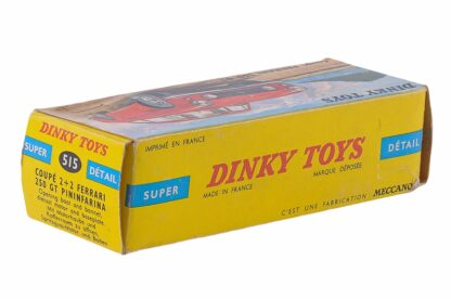 Dinky Toys 515 1:43 Ferrari 250 GT Pininfarina 2+2 Coupé6