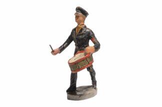 Elastolin SS Soldat Musiker mit Trommel II1