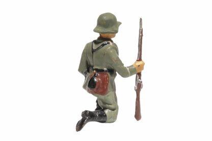 Elastolin Soldat Kniend mit Gewehr2