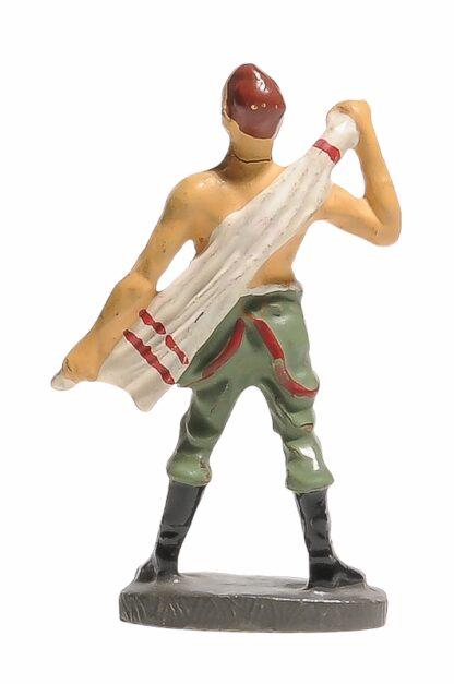 Elastolin Soldat Lagerleben mit Handtuch2