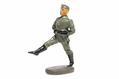 Elastolin Soldat Rekrut Nr 2 im Stechschritt1