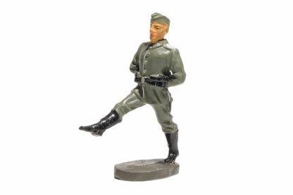 Elastolin Soldat Rekrut Nr 3 im Stechschritt1