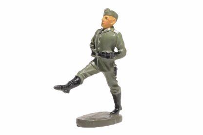 Elastolin Soldat Rekrut im Stechschritt1