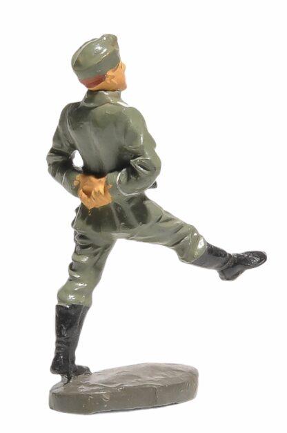 Elastolin Soldat Rekrut im Stechschritt2