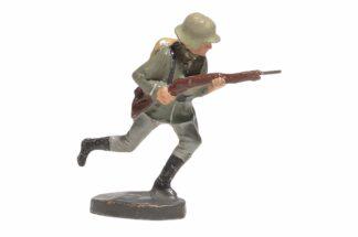 Elastolin Soldat Stürmend1