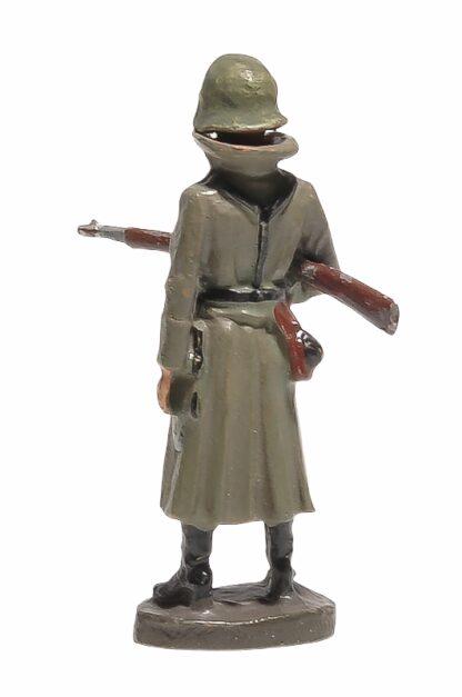 Elastolin Soldat Wache2