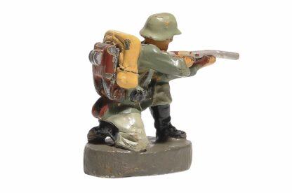 Elastolin Soldat kniend richtig schiessend2