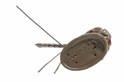 Elastolin Soldat mit MG Fliegerabwehr4