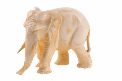 Elfenbein Elefant 4