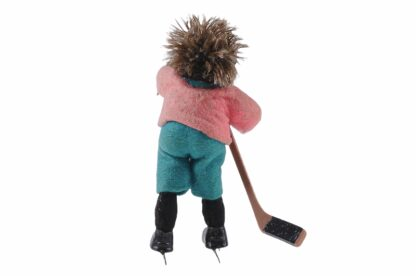 Figur Eishockeyspieler Peter Mecki (1)