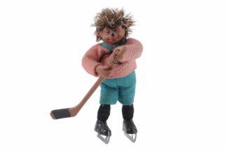 Figur Eishockeyspieler Peter Mecki (2)