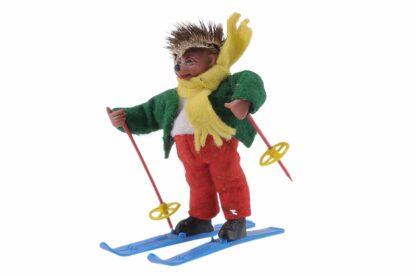 Figur Skifahrer Peter Mecki (1)