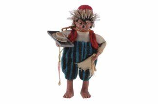Figur mit Kaffee Tasse Peter Mecki (1)