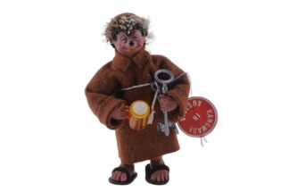 Figur mit Schlüssel Peter Mecki (2)