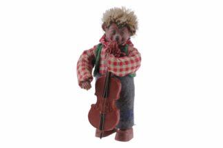 Figur mit einem Chello Peter Mecki (1)