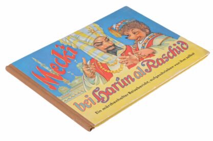 HÖRZU Meki bei Harun al Rashid Kinder Buch 3