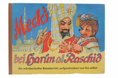HÖRZU Meki bei Harun al Rashid Kinder Buch 4